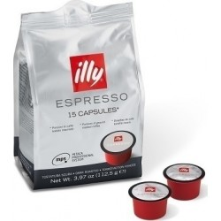 Cafea illy Mitaca Professional System (MPS) ESPRESSO DARK