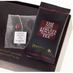 Ceai Dammann QUATRE FRUIT ROUGE plic