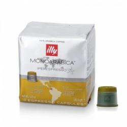 Cafea Illy 18 capsule iperespresso Columbia cu cofeina