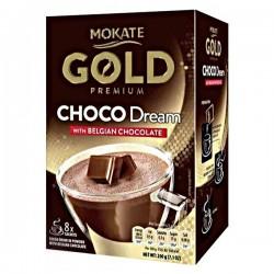 Ciocolata calda Mokate Gold Belgian Chocolate pliculete 8x25g