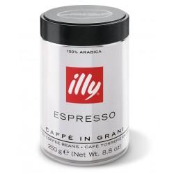 illy espresso monoarabica DARK boabe 250gr