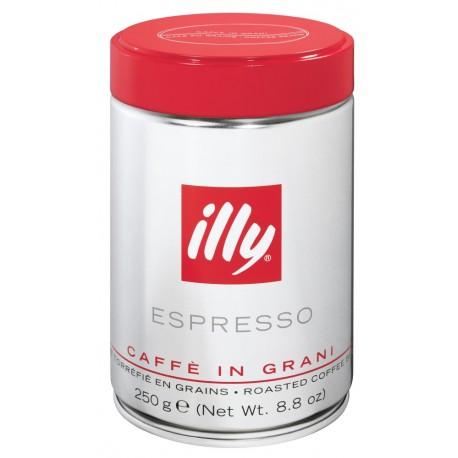 illy espresso monoarabica boabe 250gr
