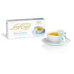 Ceai Ronnefeldt LeafCup BIO MOROCCAN MINT cutie
