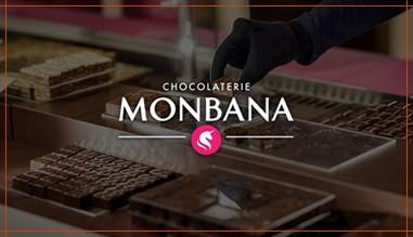 Ciocolata Monbana
